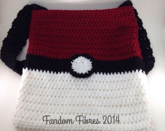 Pokeball Purse with Lining