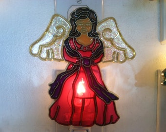 Angel Night Light  4 watt  on/off switch