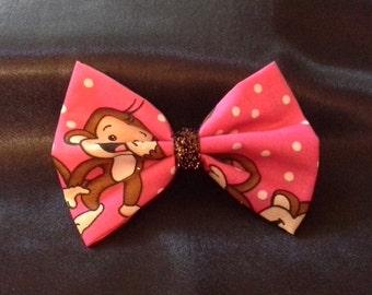 """4"""" monkey bow"""