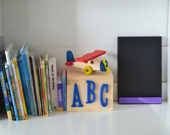 Wooden Chalk Board - Small