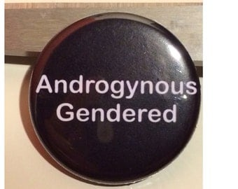 Androgynous Gendered
