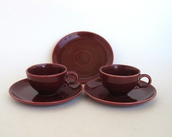 Universal Ballerina Demi Tasse  Cups and Saucers