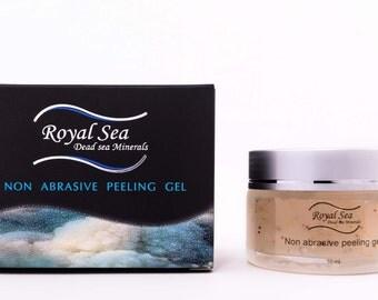 Royal Sea Dead SEA Minerals NON Abrasive Peeling Gel  Face Peel Scratchless) 50ml/1.7oz