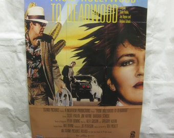 From Hollywood To Deadwood 1990  Movie Poster mp061