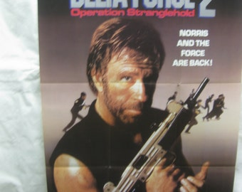 Delta Force 2 1990 Movie Poster mp127