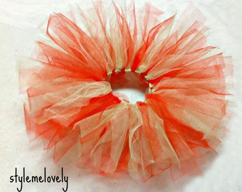 San Francisco 49ers Baby Girl Red and Gold Tutu