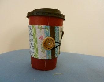 pretty cup cozy