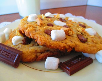 S'mores Cookie Mix