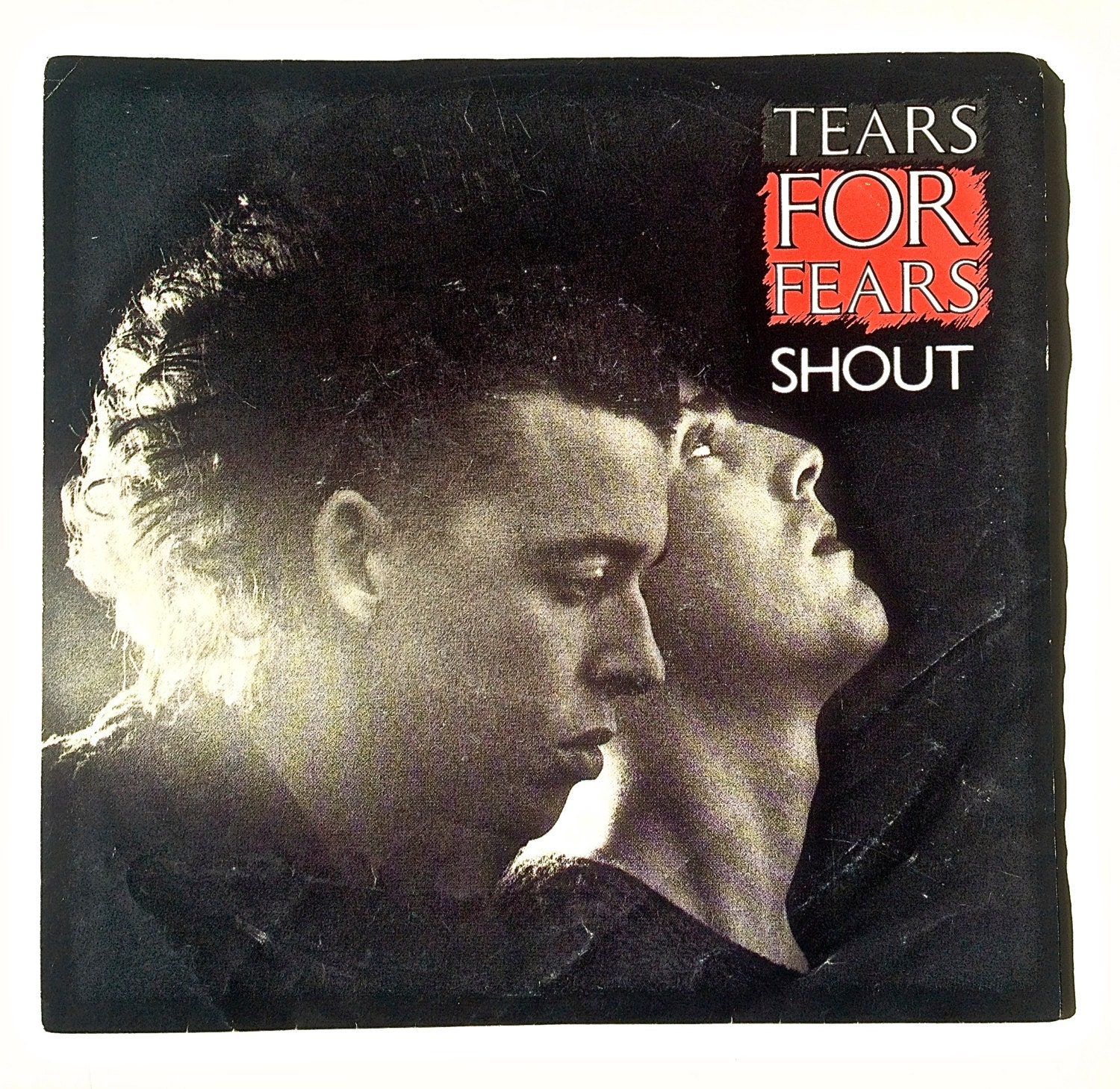 Tears For Fears Shout 7 Single 45 Rpm Vinyl By Thisvinyllife
