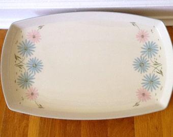 Franciscan Maytime Platter