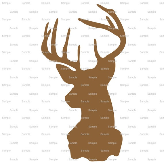 Deer Hunting Birthday - Edible Cake and Cupcake Topper For Birthday's and Parties! - D3963