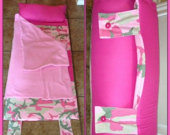 Custom Made To Order Nap Mat Great For Daycare Back To
