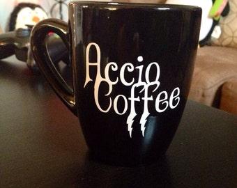 Accio Coffee. mug