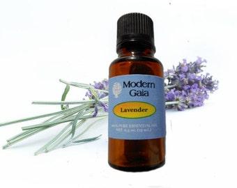 Lavender Essential Oil by Modern Gaia - Buy 3, Get 1 Free
