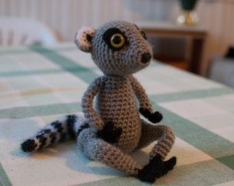 Rose the Lemur