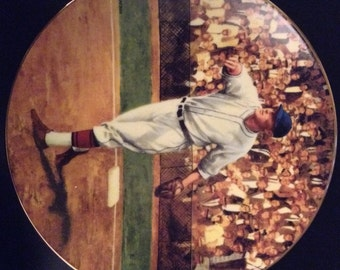 The Legends of Baseball Limited Edition Series, Plate No. 14