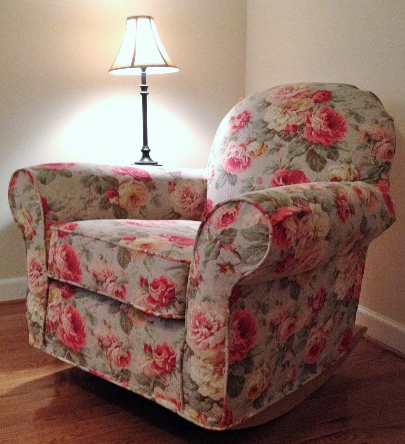 Pottery Barn Slipcovers: Custom Slipcover For Pottery Barn Dream Swivel Glider Made