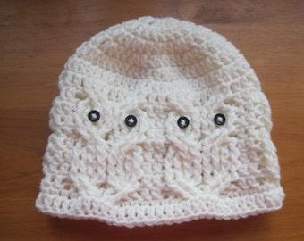 It's a Hoot Owl Hat