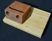 iPhone 5 Wooden Charging Station