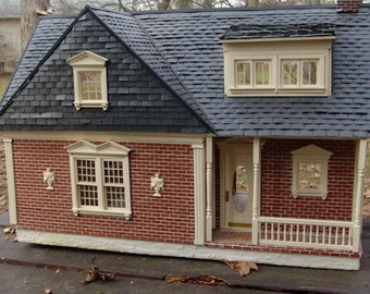 Dollhouse -1/12 scale