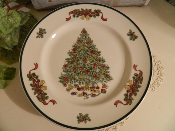 Set of 4 Johnson Brothers Victorian Christmas by ...