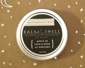Balm*Shell {by night} | Regenerating Night Treatment | 1/2 oz tin | Ships FREE with any other purchase!