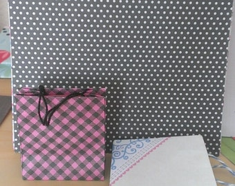 Assortment of Cute Mini Gift Bags - Customizable