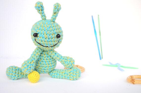 crochet amigurumi alien crochet alien