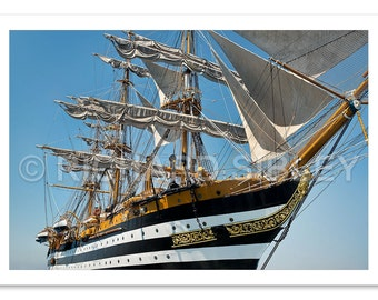 "Tall Ship ""Amerigo Vespucci"""