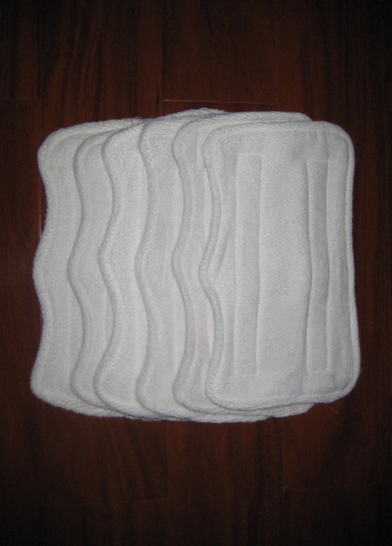 6 Reusable Microfiber Swiffer Wetjet Replacement Pad Refills