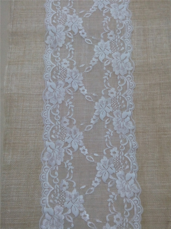 10ft lace table runner 8 wide wedding table runner lace table runners