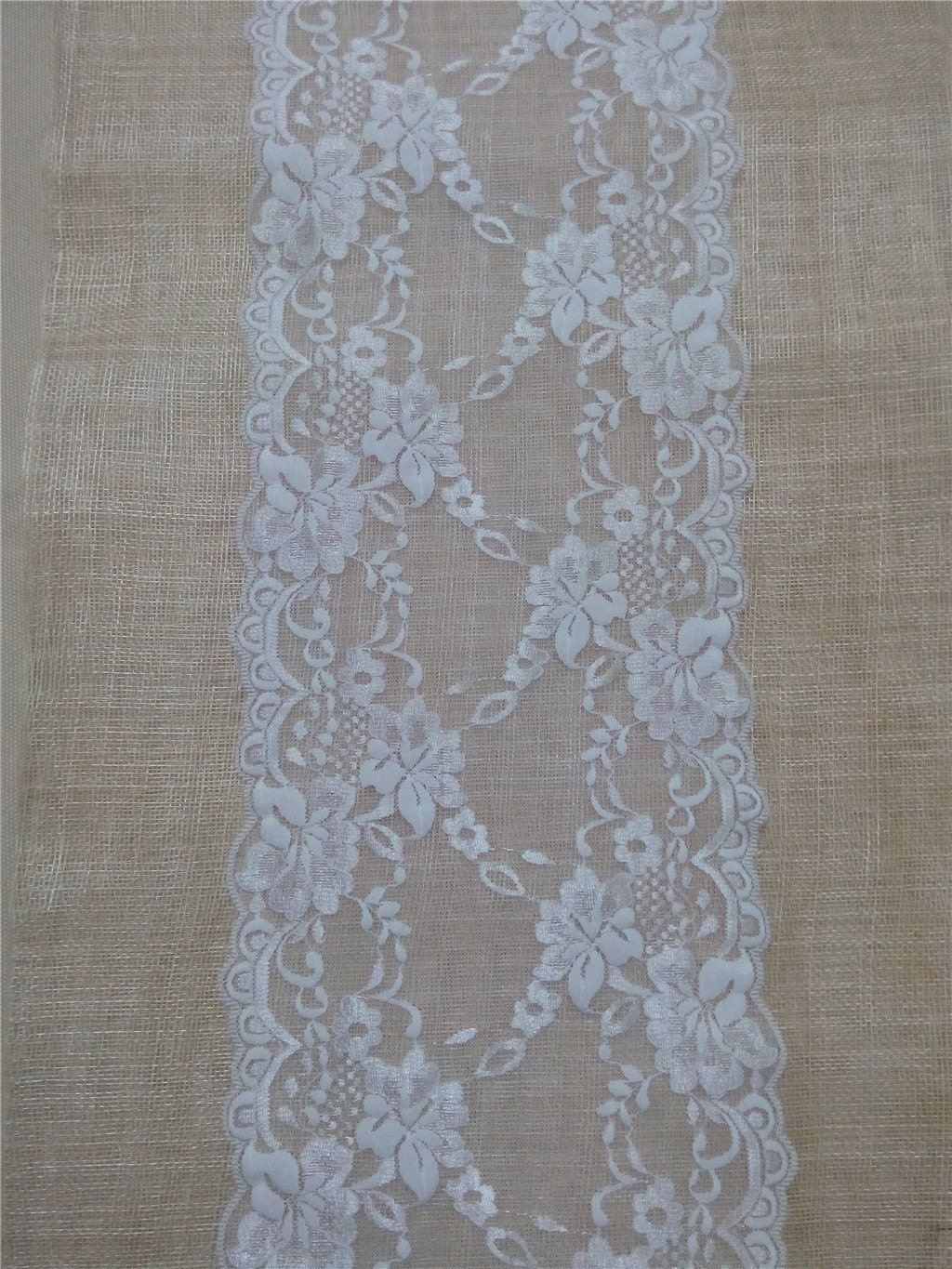 lace table runner 8 wide wedding table runner