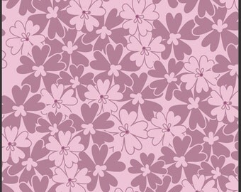 Bespoken Sequins - Amethyst - Art Gallery Fabrics Cotton Fabric Yardage