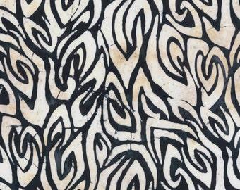 Robert Kaufman Ebony Abstract Skin Batik Fabric by the Yard AMD-13877-189