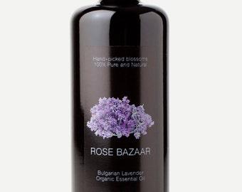 Bulgarian Lavender Organic Oil 3.38 oz/ 100 ml