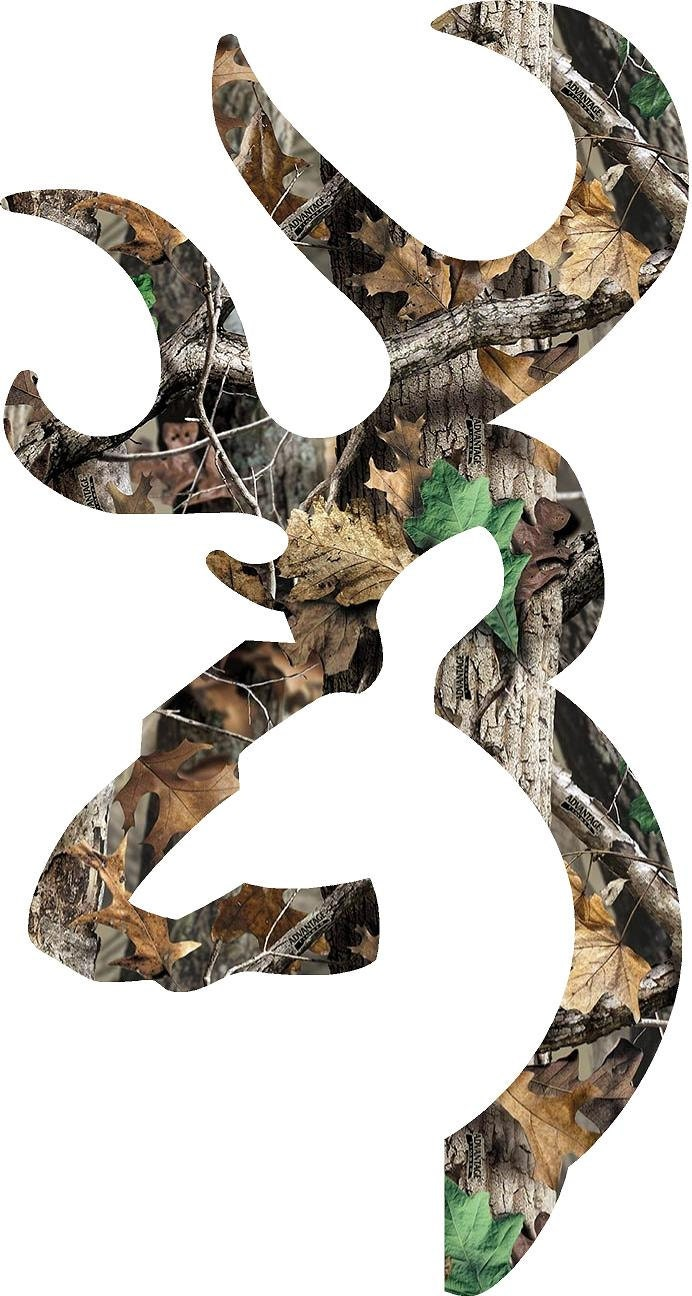 Browning Logo Camo Cake Ideas and Designs