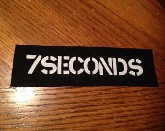 7Seconds Punk Patch
