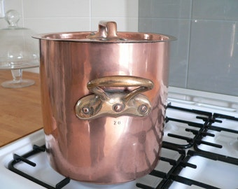 Popular Items For Antique Copper Pan On Etsy