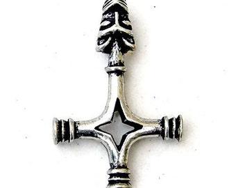 Thor's Hammer with Wolf Cross - [00 Wolfskreuz 3/G1 E-3]