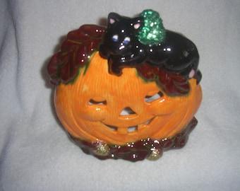 Jack-o-lantern decoration