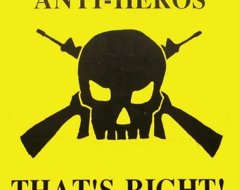 Anti-Heros That's Right  Link Records LP