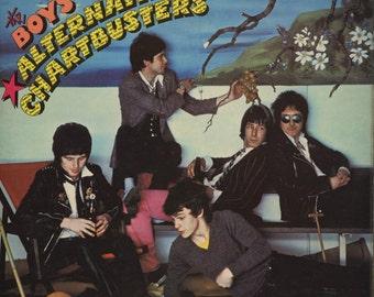 The Boys  Alternative Chartbusters NEMS  LP
