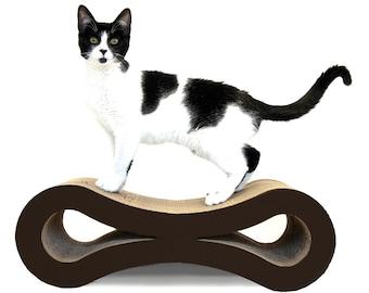 Figure 8 Cat Scratcher - Espresso