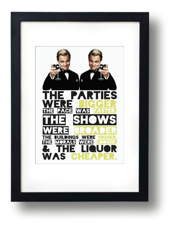 great gatsby quotes