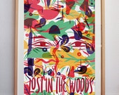 Lost in the Woods - A2 Poster - Archival Pigment Print
