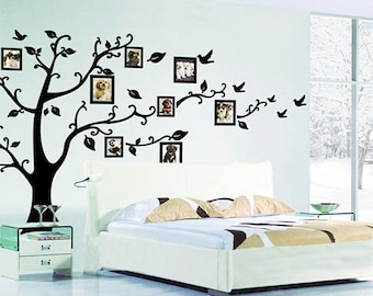 Large Picture Frame Wall Decal