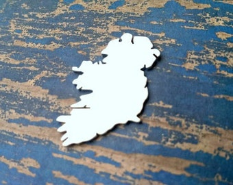Aluminum Ireland Stamping Blanks - Qty 1
