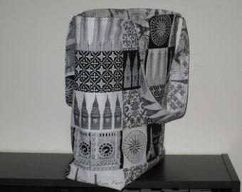 Large Reversible Parisian Tote Bag