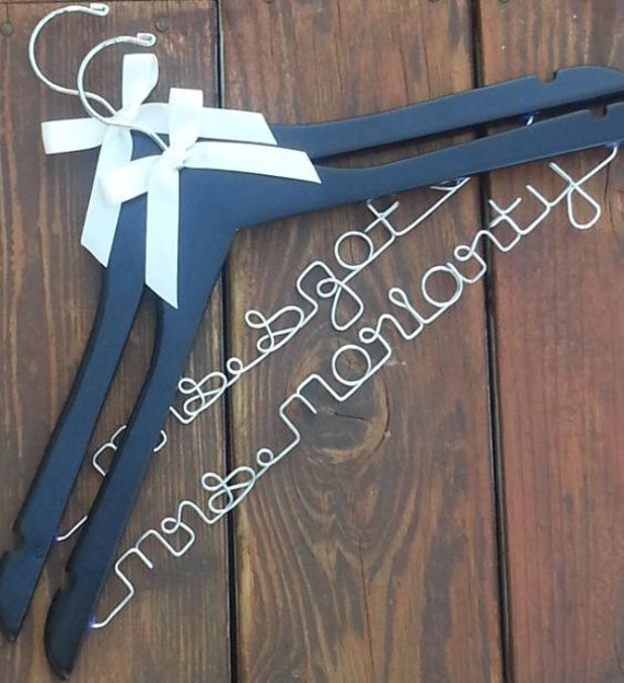 Surprise Sale Personalized Bridal Wedding Hanger Bridal: JULY SALE!!! Personalized Hangers Wedding Hangers Baby