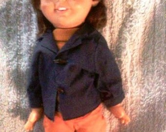formerly Winking Herby Hippie Doll, 1970's